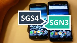 Miniaturka Samsung Galaxy S 4 i Note 3