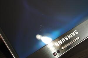 Rysy na Samsungu Galaxy Note 3 / fot.  Krzysztof z galaktyczny.pl