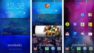 Nowy Touchwiz / fot: sammobile.com
