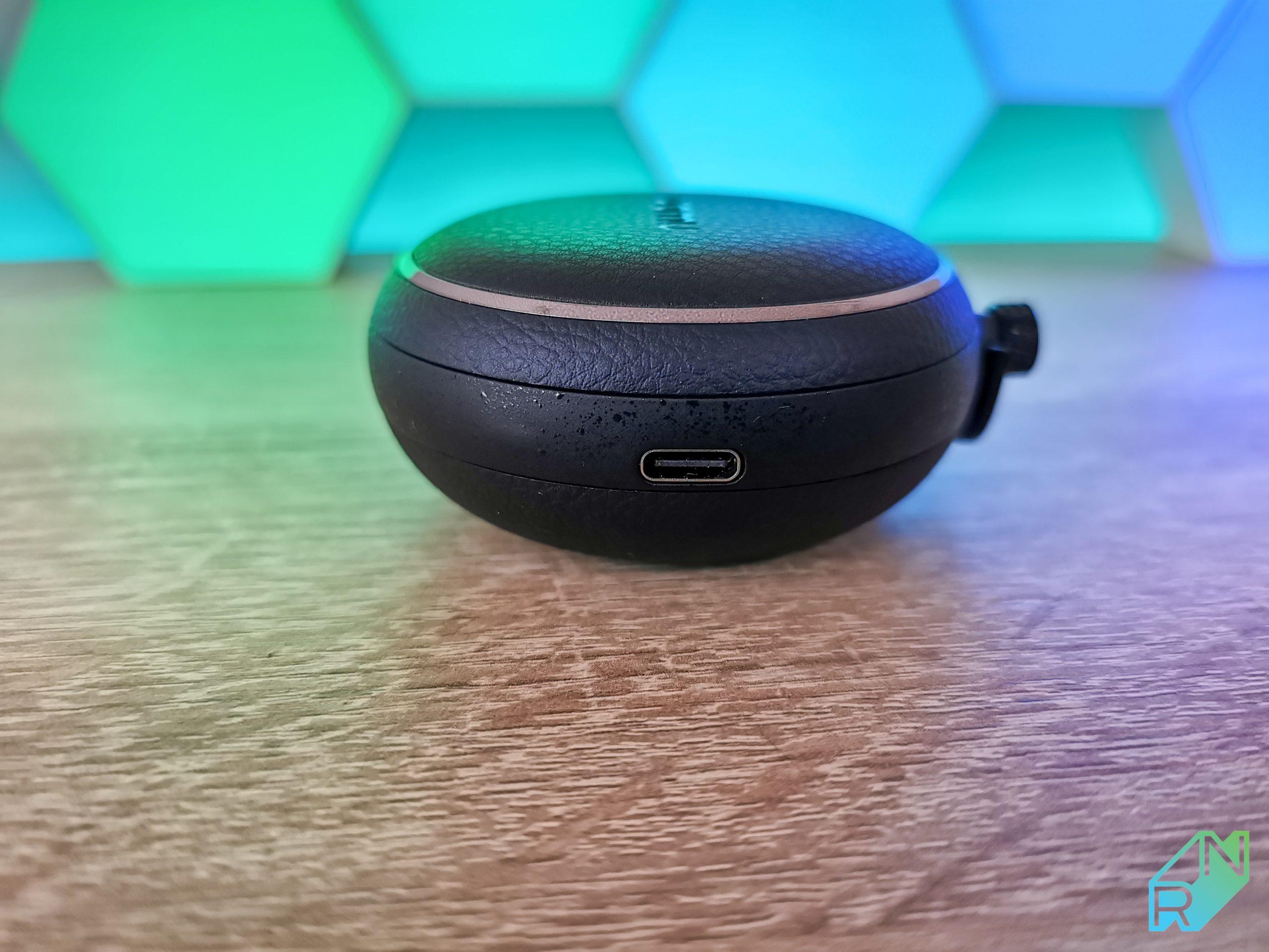 gniazdo USB typu C
